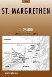 Swisstopo 1 : 25 000 St. Margrethen