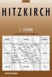 Swisstopo 1 : 25 000 Hitzkirch