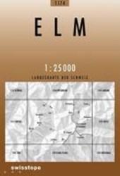 Swisstopo 1 : 25 000 Elm