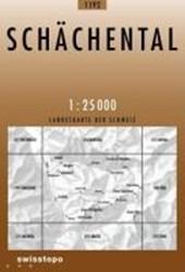 Swisstopo 1 : 25 000 Schächental