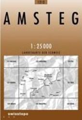 Swisstopo 1 : 25 000 Amsteg