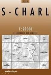Swisstopo 1 : 25 000 S-charl
