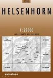 Swisstopo 1 : 25 000 Helsenhorn