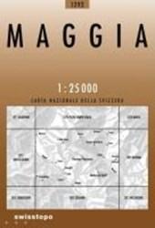Swisstopo 1 : 25 000 Maggia