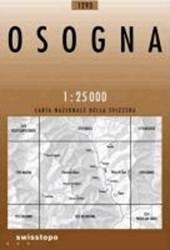 Swisstopo 1 : 25 000 Osogna