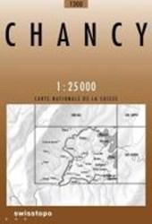 Swisstopo 1 : 25 000 Chancy
