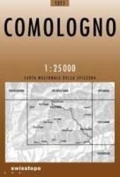 Swisstopo 1 : 25 000 Comologno
