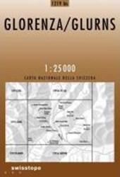 Swisstopo 1 : 25 000 Glorenza / Glurns