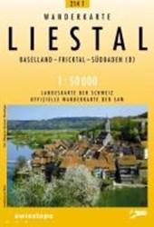 Swisstopo 1 : 50 000 Liestal
