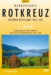 Swisstopo 1 : 50 000 Rotkreuz