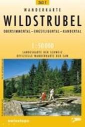 Swisstopo 1 : 50 000 Wildstrubel