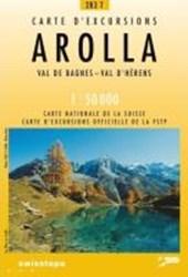 Swisstopo 1 : 50 000 Arolla
