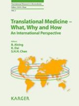 Translational Medicine - What, Why and How: An International Perspective | auteur onbekend |