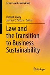 Law and the Transition to Business Sustainability