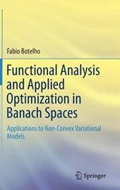 Functional Analysis and Applied Optimization in Banach Space