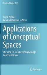 Applications of Conceptual Spaces | auteur onbekend |