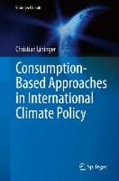 Consumption-Based Approaches in International Climate Policy | Christian Lininger |