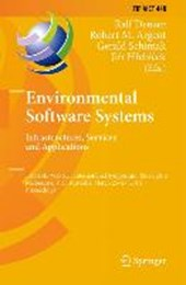 Environmental Software Systems. Infrastructures, Services and Applications |  |