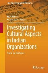 Investigating Cultural Aspects in Indian Organizations