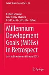 Millennium Development Goals (MDGs) in Retrospect | auteur onbekend |
