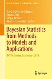 Bayesian Statistics from Methods to Models and Applications |  |