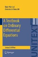 Textbook on Ordinary Differential Equations | Shair Ahmad |
