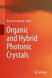 Organic and Hybrid Photonic Crystals