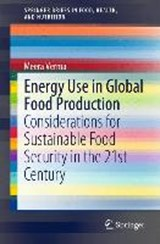 Energy Use in Global Food Production | Meera Verma |