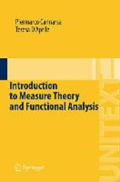 Introduction to Measure Theory and Functional Analysis | Piermarco Cannarsa |