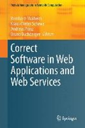 Correct Software in Web Applications and Web Services |  |