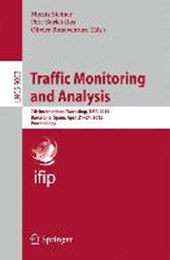 Traffic Monitoring and Analysis