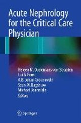 Acute Nephrology for the Critical Care Physician |  |