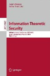 Information Theoretic Security | auteur onbekend |