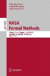 NASA Formal Methods