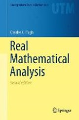 Real Mathematical Analysis | Charles Pugh |
