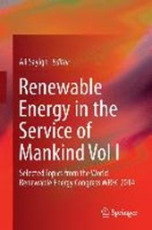 Renewable Energy in the Service of Mankind Vol I |  |