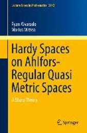 Hardy Spaces on Ahlfors-Regular Quasi Metric Spaces