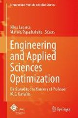 Engineering and Applied Sciences Optimization | auteur onbekend |