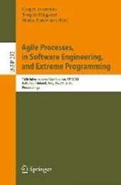 Agile Processes in Software Engineering and Extreme Programming |  |