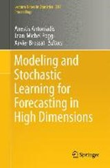 Modeling and Stochastic Learning for Forecasting in High Dimensions | auteur onbekend |