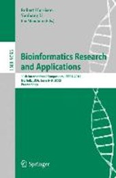 Bioinformatics Research and Applications