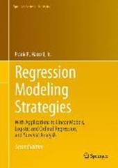 Regression Modeling Strategies | Frank E. Harrell |