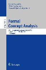 Formal Concept Analysis | auteur onbekend |