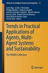 Trends in Practical Applications of Agents, Multi-Agent Systems and Sustainability