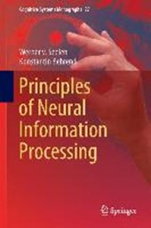 Principles of Neural Information Processing | Werner Seelen |