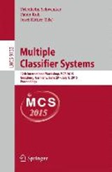 Multiple Classifier Systems |  |