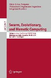 Swarm, Evolutionary, and Memetic Computing |  |