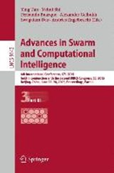 Advances in Swarm and Computational Intelligence | auteur onbekend |
