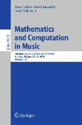 Mathematics and Computation in Music | auteur onbekend |