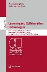 Learning and Collaboration Technologies | auteur onbekend |